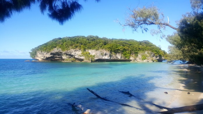 Les îles de Nouvelle Calédonie - Baie de Kanumera
