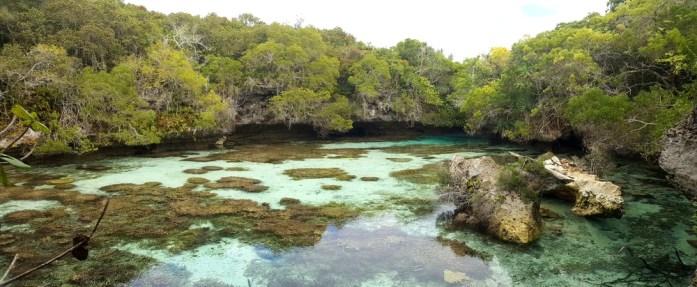Îles de Nouvelle Calédonie - aquarium naturel de Maré