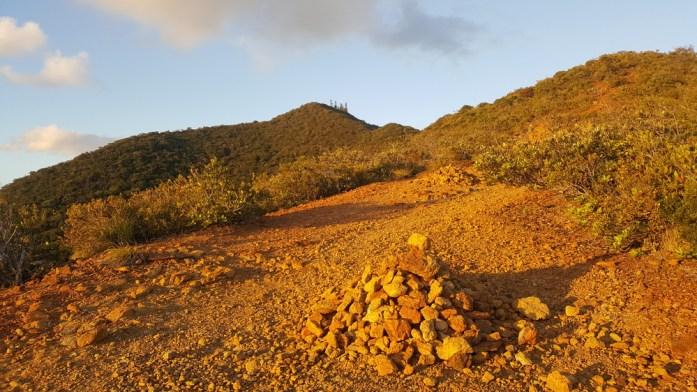 Les îles de Nouvelle Calédonie - montée au pic N'Ga