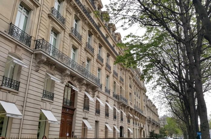 Paris en records - rue la plus chère