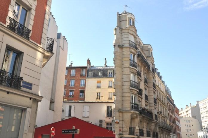 Paris en records - façade la plus fine
