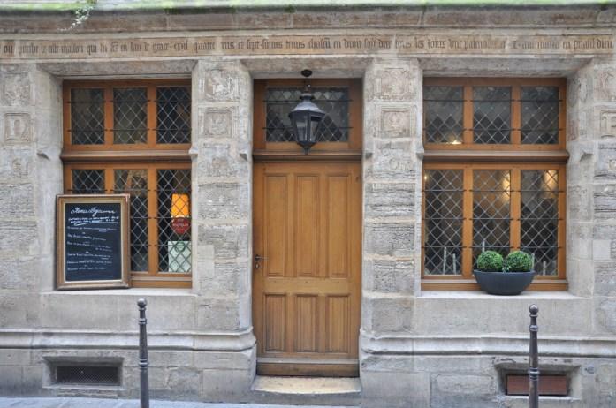 Paris en records - maison la plus ancienne