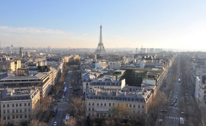 Paris en records - monument le plus haut