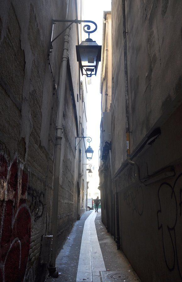 Paris en records - rue du Chat qui pêche