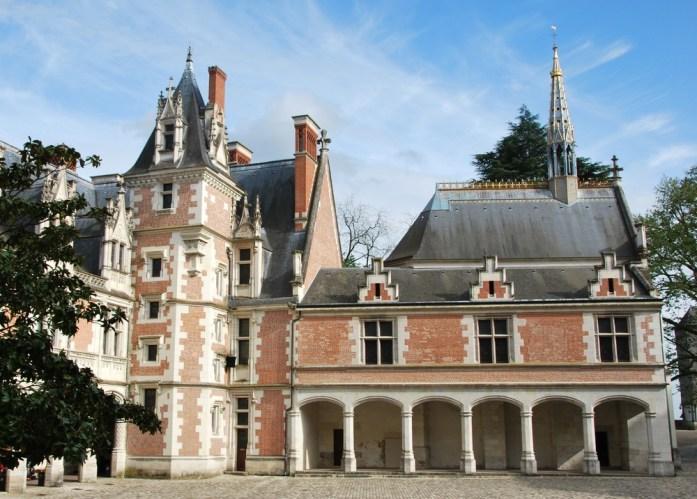 Château de Blois - la chapelle
