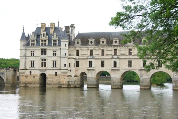 Circuit des châteaux de la Loire - Chenonceau