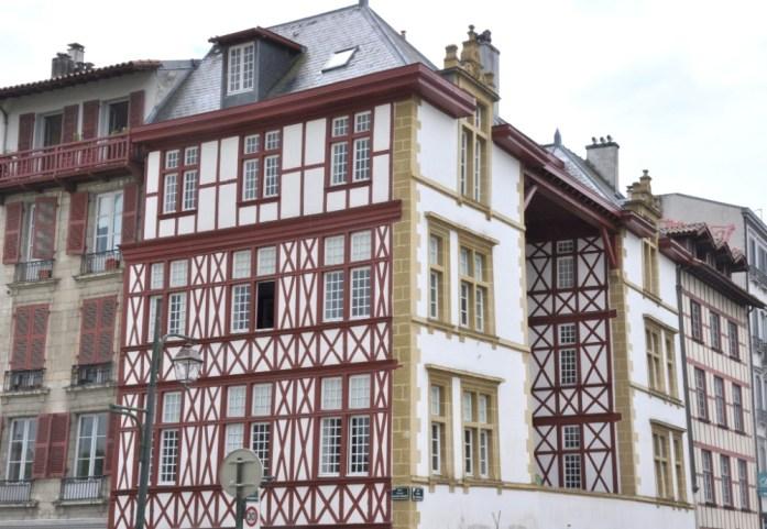 Bayonne en 1 jour - maison Moulis