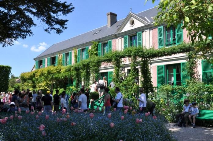 Une journée autour de Giverny - maison de Monet