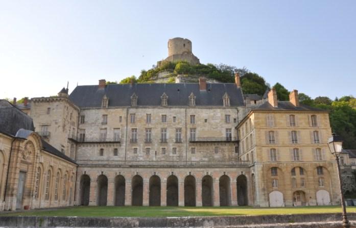 Une journée autour de Giverny - château de la Roche-Guyon