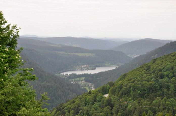 Du Haut Koenigsbourg à la route des Crêtes - lac de Gérardmer