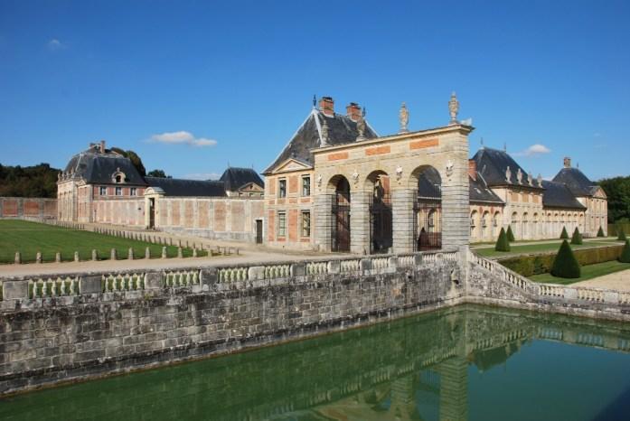 La Marinière en Voyage - Arche de Vaux le Vicomte