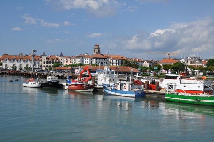 La Marinière en Voyage - petits bateaux à Saint-Jean-de-Luz