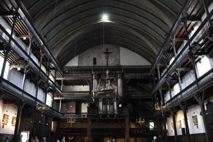 La Marinière en Voyage - église de Saint-Jean-de-Luz