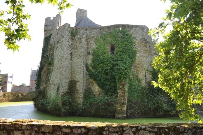 La Marinière en voyage - Château de Pirou