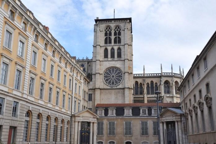 La Marinière en Voyage - Cathédrale du Vieux Lyon