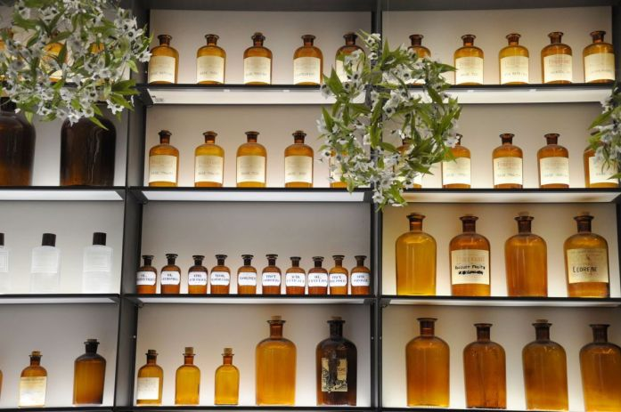 Musées parisiens insolites - Musée du Parfum Fragonard