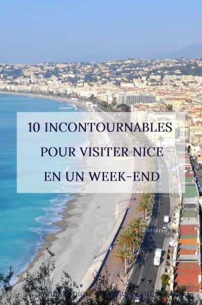Visiter Nice en un week-end