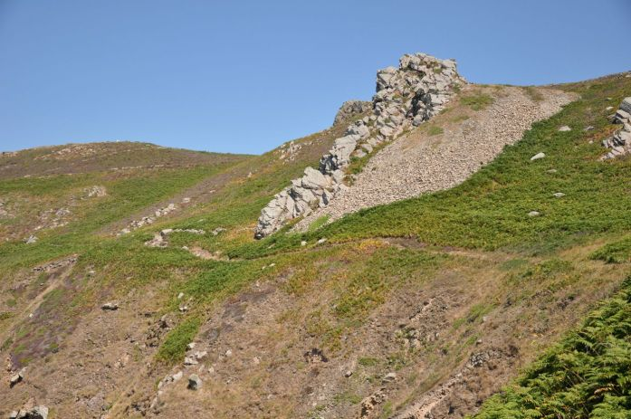 Route des Caps de la Manche - sentier des Douaniers