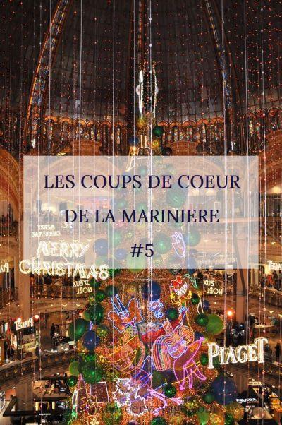 Le Marinière en Voyage - Coups de Cœur #5