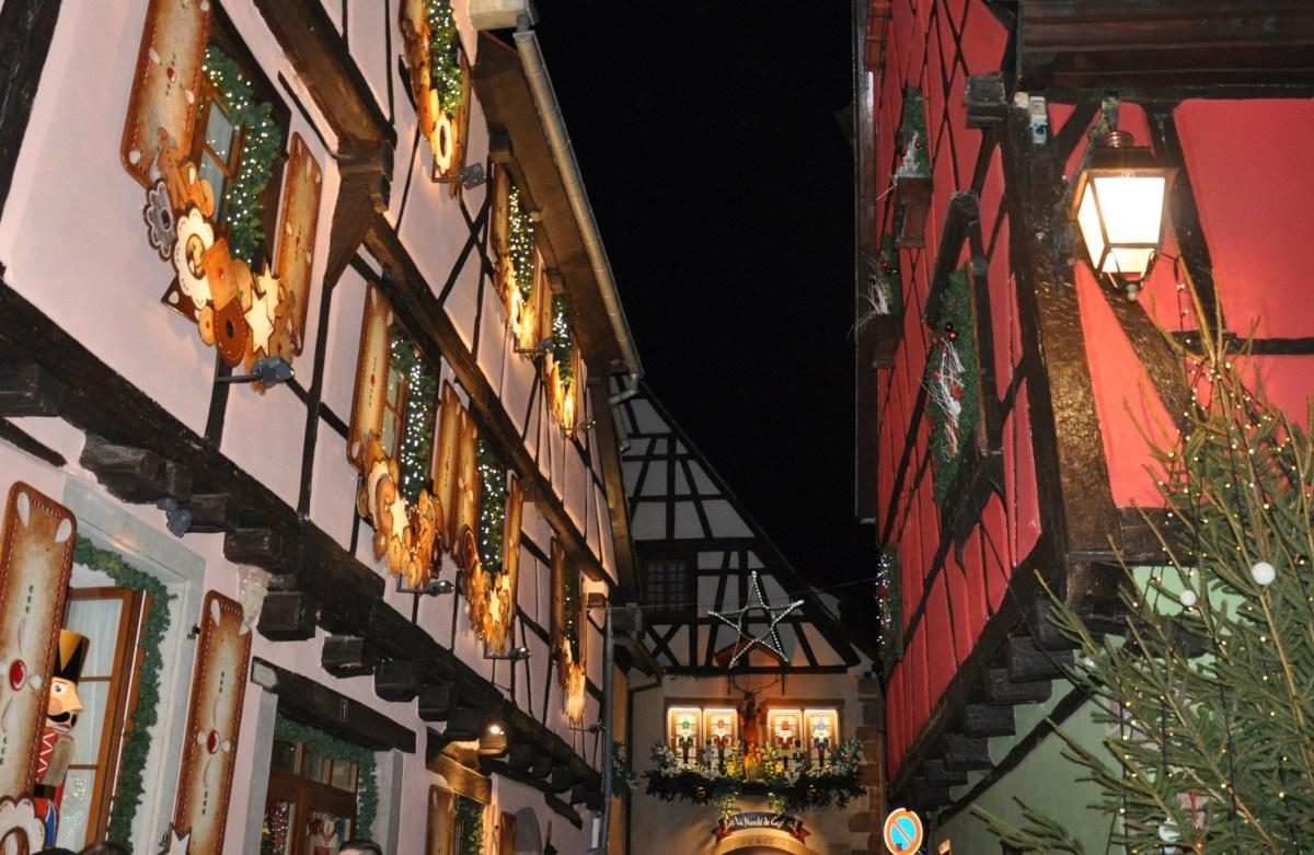 Les 5 plus beaux marchés de Noël du sud de l'Alsace