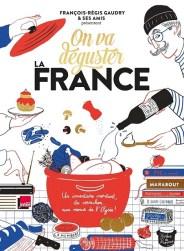 On va déguster la France - livre