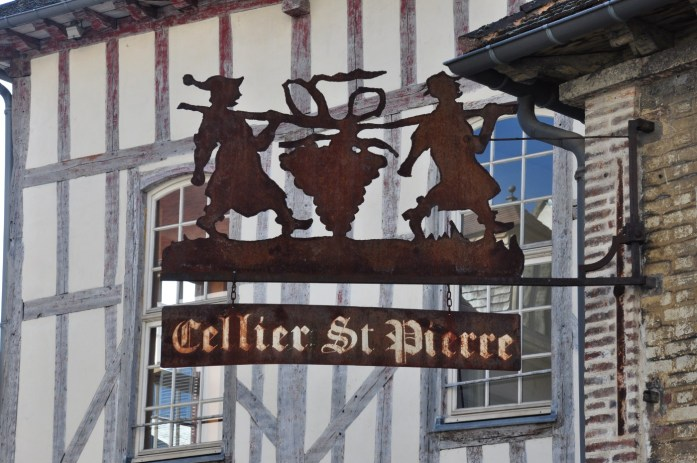 Cellier Saint Pierre à Troyes