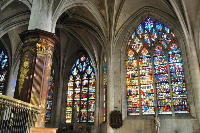 Troyes- Eglise Sainte Madeleine