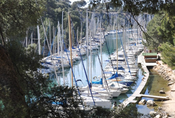 Calanques de Cassis - Port-Miou