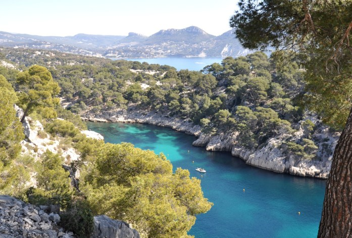 Calanques de Cassis - Port-Pin