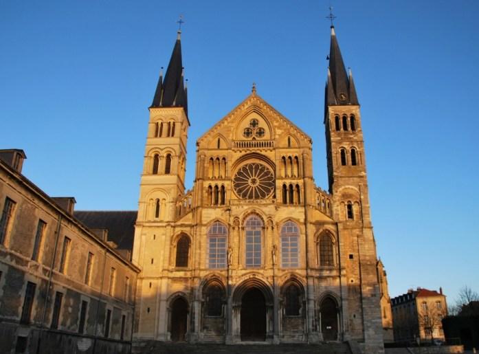 Basilique Saint Remi à Reims