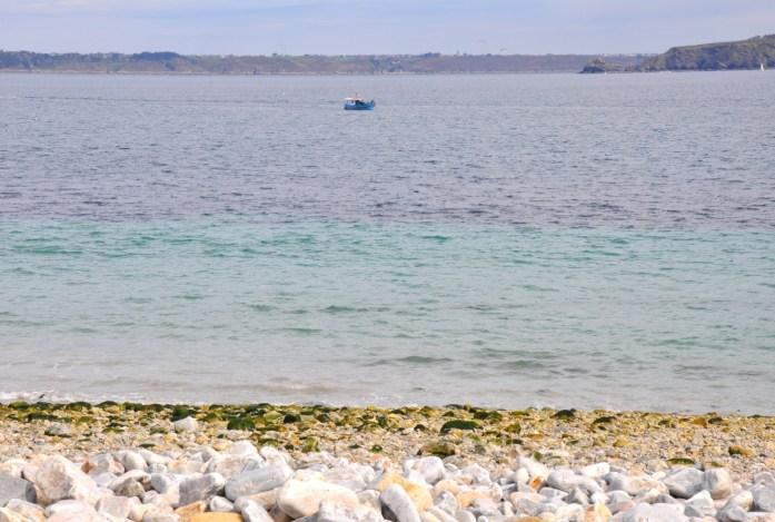 Presqu'île de Crozon - port de Camaret