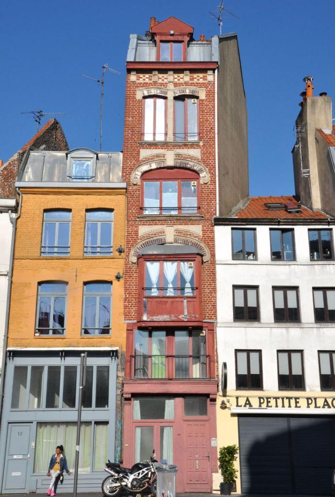 Lille en une journée - rue de Gand