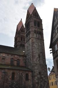 Sélestat - église sainte foy