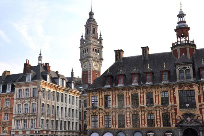 Lille en une journée - Grand Place