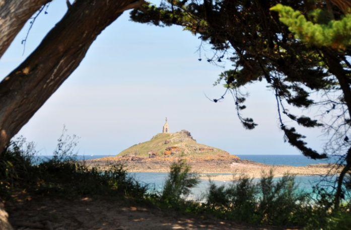 Îlot Saint Michel au cap d'Erquy