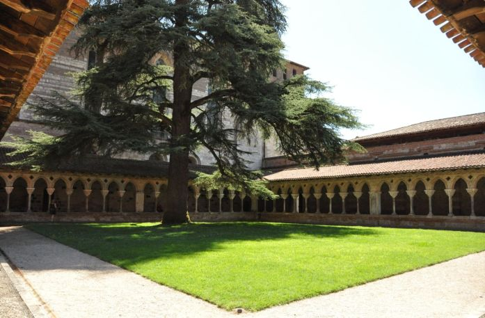 Tarn-et-Garonne - le cloître de Moissac