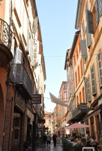 Tarn-et-Garonne - Montauban la ville rose