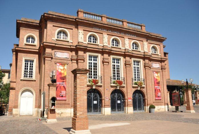 Tarn-et-Garonne - théâtre de Montauban