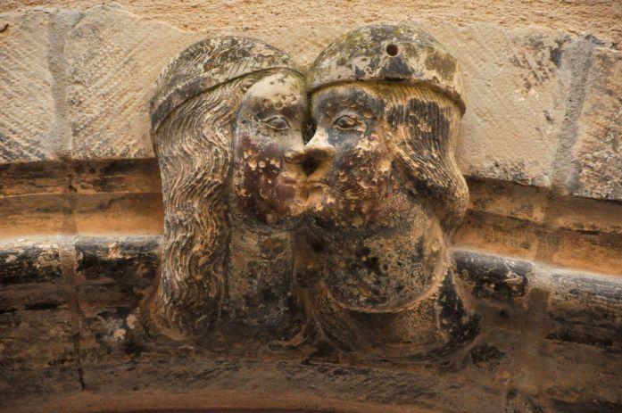 Saint Antonin Noble Val - détails des portes