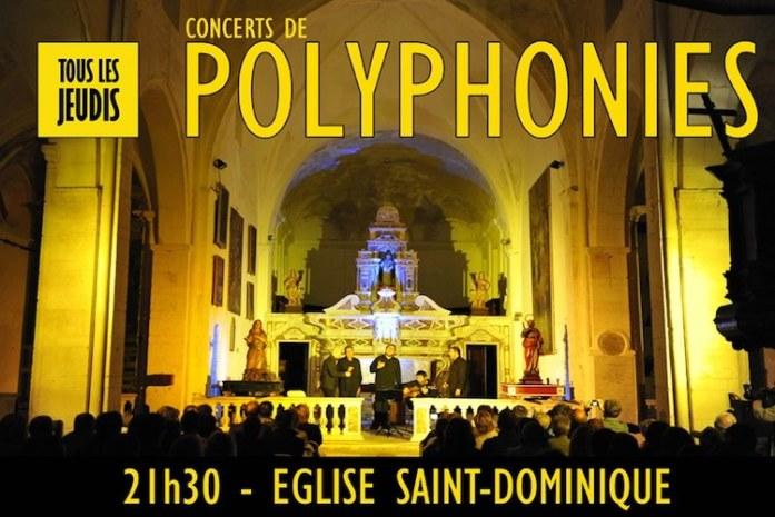 Que faire à Bonifacio ? polyphonies