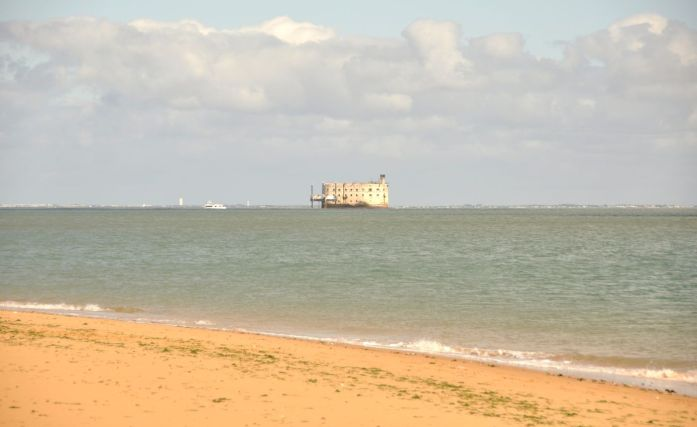 Île d'Oléron : plage de Boyardville