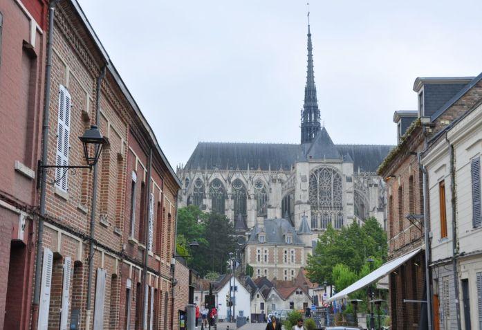 Amiens - cathédrale