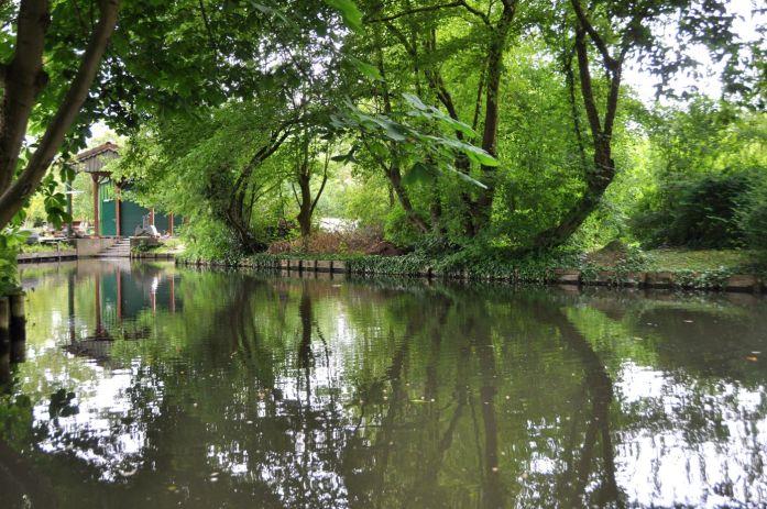 Amiens - hortillonages