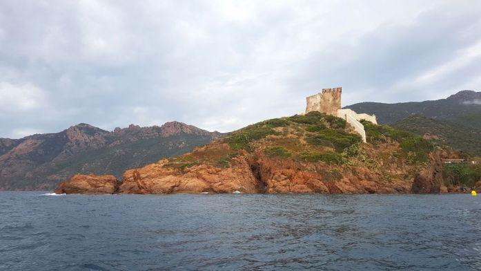 Girolata en Corse - Blog La Marinière en Voyage