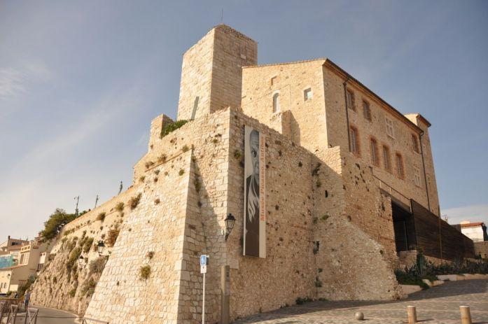 Musée Picasso d'Antibes - Blog La Marinière en Voyage