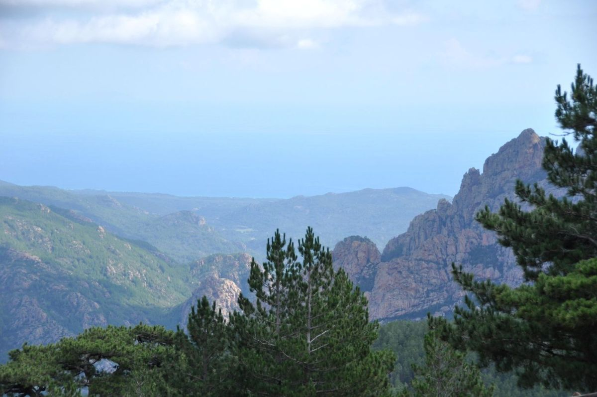 Aiguilles de Bavella (Corse) - Blog La Marinière en Voyage