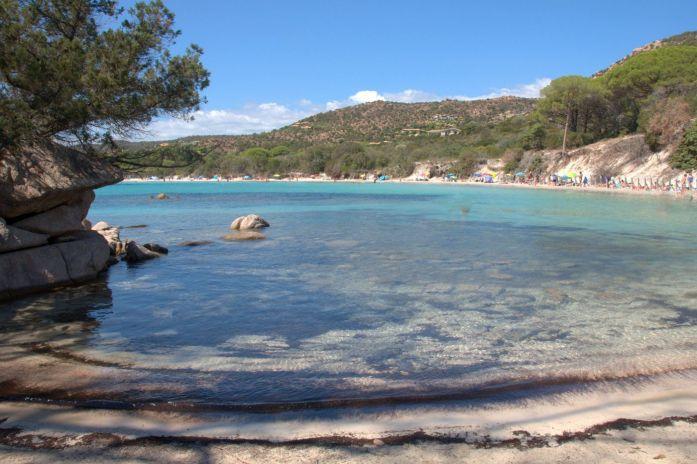 Plage de Palombaggia (Corse) - Blog La Marinière en Voyage