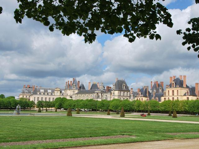 Visite du château de Fontainebleau - Blog La Marinière en Voyage