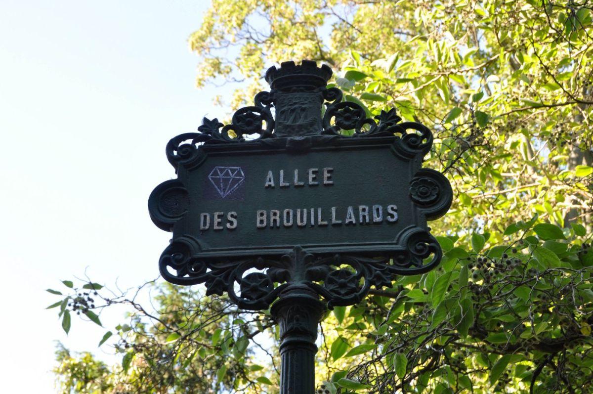 Ruelles de Montmartre - Blog La Marinière en Voyage