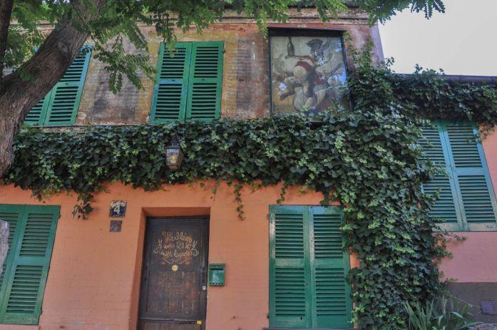 Lapin agile à Montmartre - Blog La Marinière en Voyage